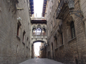 Barcelona's Old Town