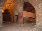 Basement of Palau Guell