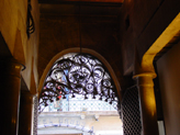 Palau Guell Entrance